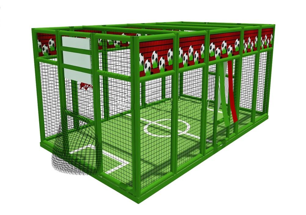4ac00cb14 Futbalové ihrisko do interiéru 2